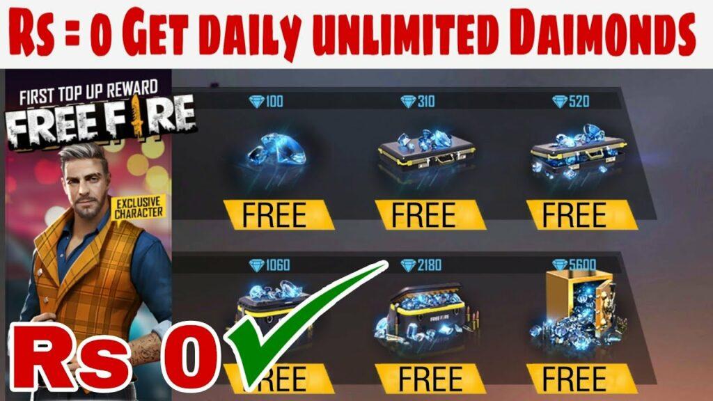 Free Fire Diamond Hack | free fire hack